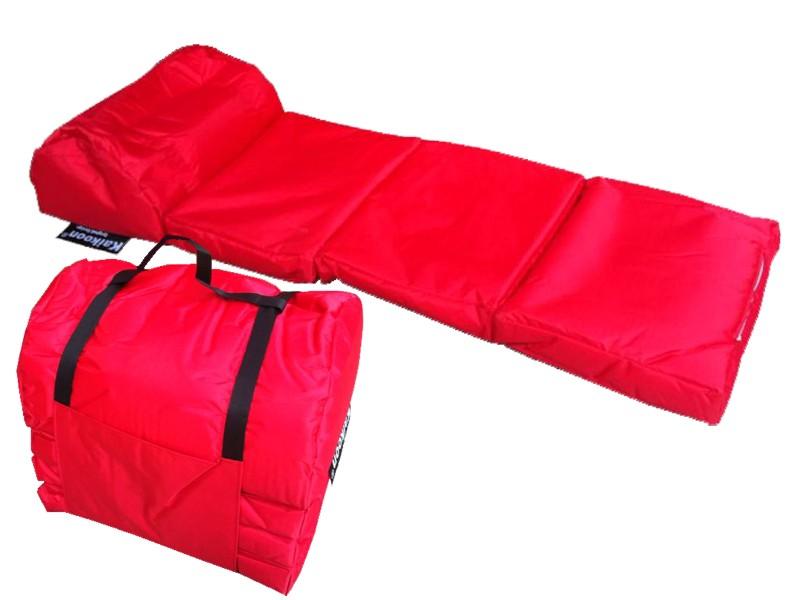 outdoor matratze easy rot lounge matratzen schlafsack camping matratze ebay. Black Bedroom Furniture Sets. Home Design Ideas