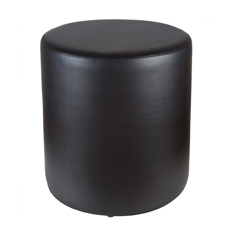 sitzhocker schwarz 34 cm x 34 cm sitzw rfel hocker. Black Bedroom Furniture Sets. Home Design Ideas