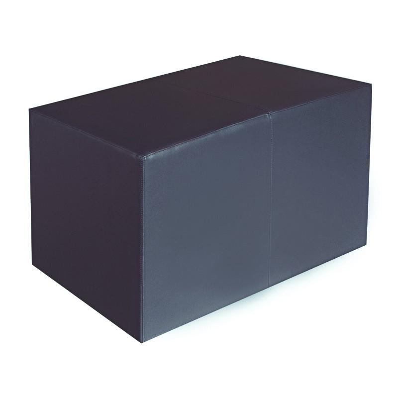 sitzbank dunkelgrau ma e 70 cm x 35 cm x 42 cm sitzw rfel hocker sitzbank sitzb nke. Black Bedroom Furniture Sets. Home Design Ideas
